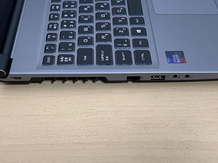 マウスコンピューターノートパソコンDAIV-NG5520M1-M2S5
