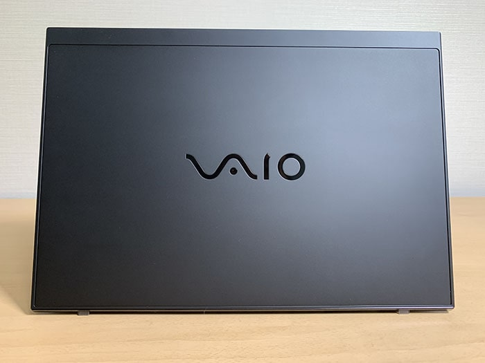 VAIOノートパソコンSX14 ALL BLACK EDITION