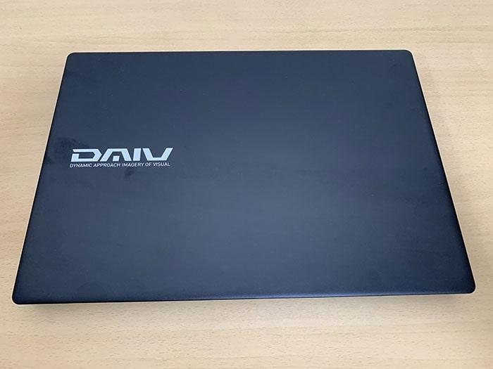 マウスコンピューターノートパソコンDAIV 3N