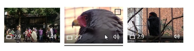 タイムラインの動画を移動させる方法 動画編集フリーソフトMicrosoftフォト(ビデオエディター)