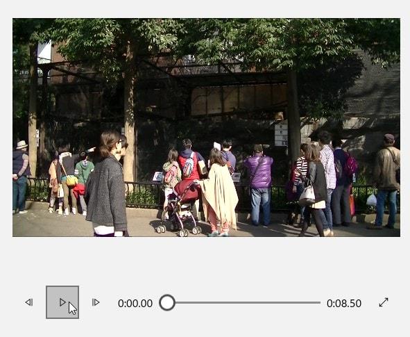 BGMをプレビュー再生する方法 動画編集フリーソフトMicrosoftフォト(ビデオエディター)