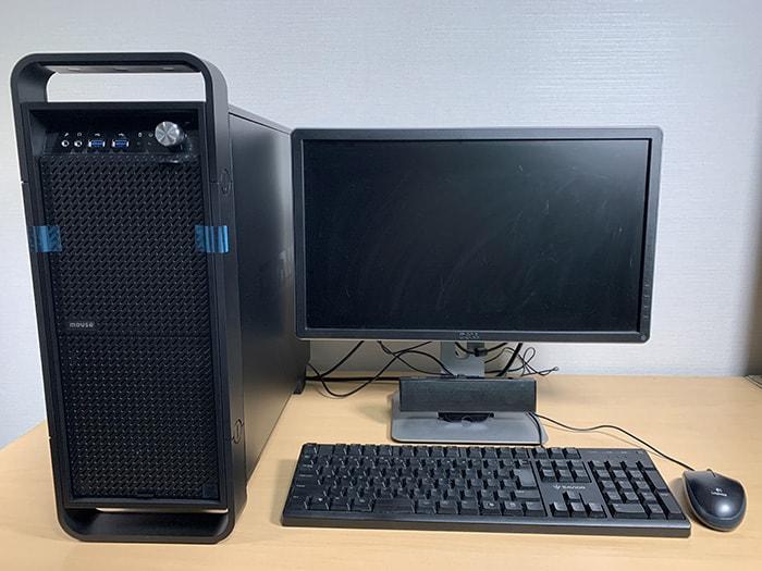 マウスコンピューターノートパソコンDAIV 9X