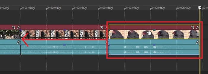 動画の位置を変更する方法 VEGAS MovieStudio17動画編集ソフト ベガスムービースタジオ入門