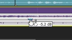 動画やBGM事に音量調整する方法 VEGAS MovieStudio17動画編集ソフト ベガスムービースタジオ入門