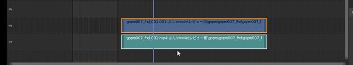 タイムラインを縮小拡大する方法 3DCGフリーソフトBlender