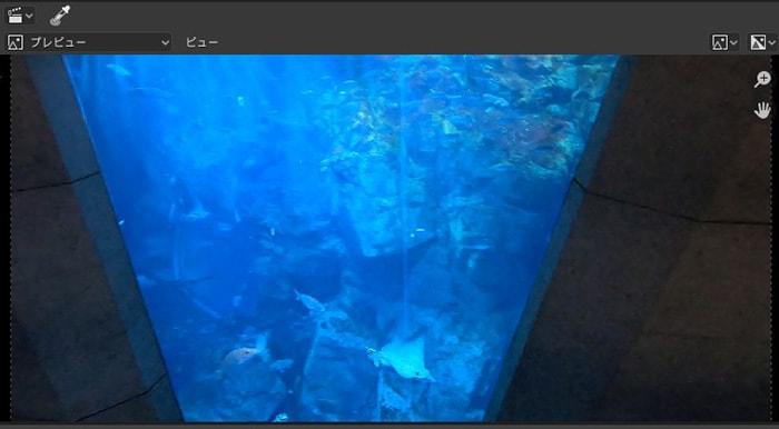 タイムラインをプレビュー再生する方法 3DCGフリーソフトBlender