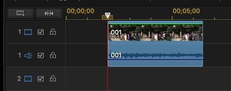 動画をカットトリミングする方法 PowerDirector365Macの使い方