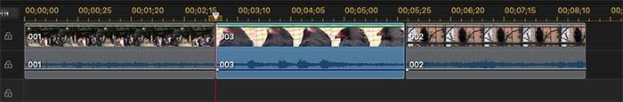動画の位置を変更する方法 PowerDirector365Macの使い方