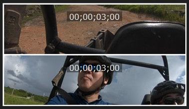 境界線を消す方法 ビデオコラージュデザイナーの設定方法 PowerDirectorの使い方