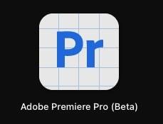 ンストール方法 M1対応AdobePremiereProCC(Beta)