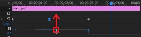 ベジェ 時間補間法の使い方 Adobe Premiere Proの使い方