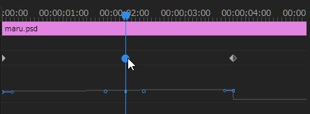自動ベジェ 時間補間法の使い方 Adobe Premiere Proの使い方