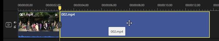 動画の長さを分割カット編集する方法 動画編集ソフトEaseUS Video Editor