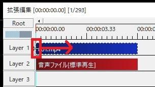動画をカットトリミングする方法 動画編集フリーソフト AviUtlの使い方