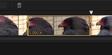 動画の速度を複数個所変更する方法 動画編集ソフトPowerDirector