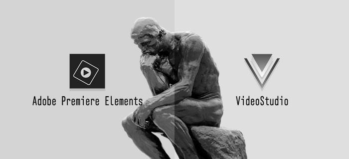 【比較】動画編集ソフトAdobePremiereElements対VideoStudio