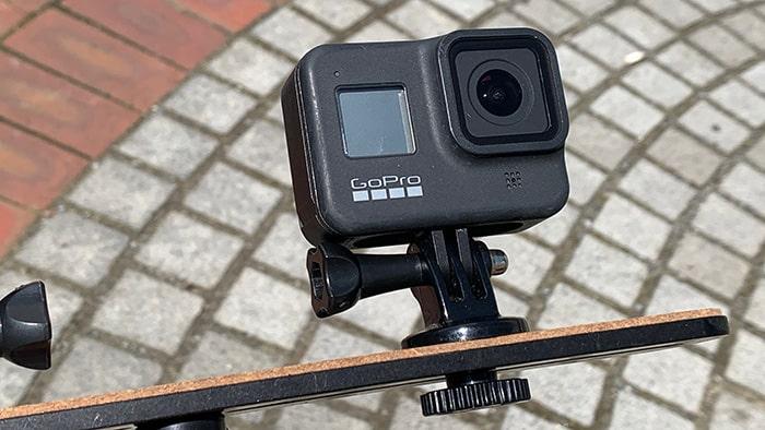AKASO Brave 7とGoPro8比較 アクションカメラ