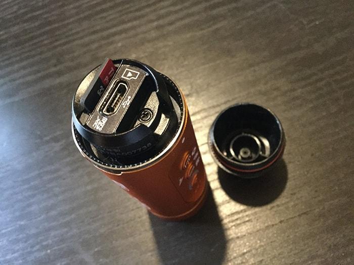 Panasonic HX-A1H底辺 アクションカメラ